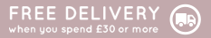Free delivery when you spend £30 or more