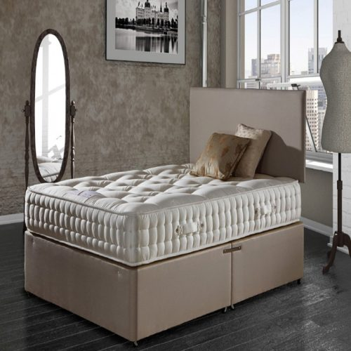 Deluxe Beds Natural Touch Pocket 1000 Mattress