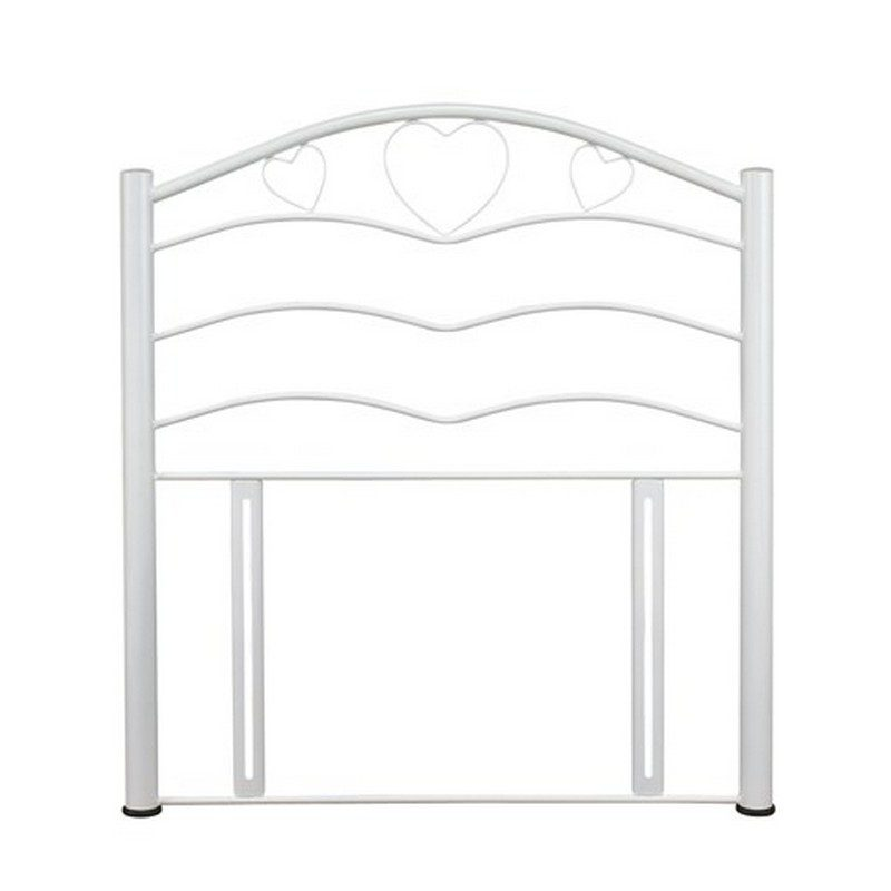 Serene Yasmin Girls Metal Headboard