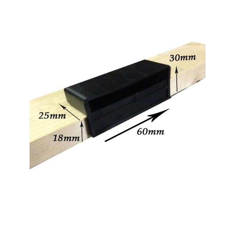 52mm Universal Fixing For Wooden and Metal Beds - Bishops Beds