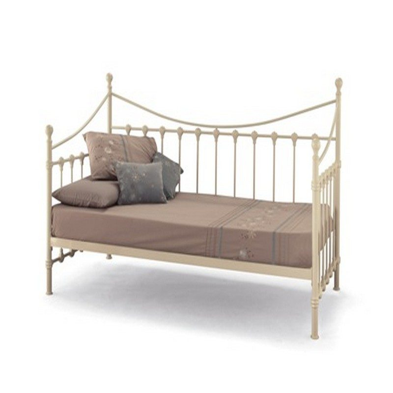 Marseilles Metal Day Bed from Serene Furnishings | Guest Beds