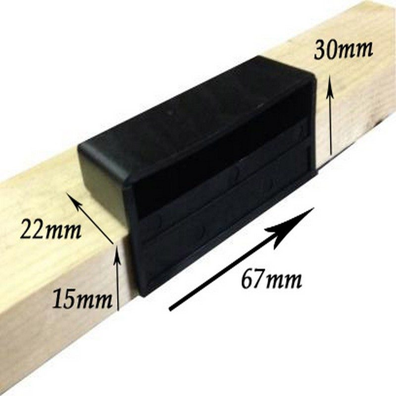 63mm Universal Fixing For Wooden and Metal Beds - Bishops Beds