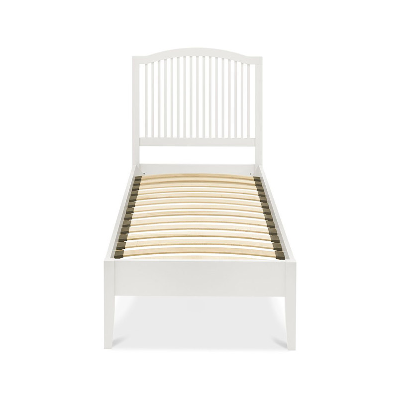 White Bed Frame | Slatted Bed Frame | Cheap Bed Frames