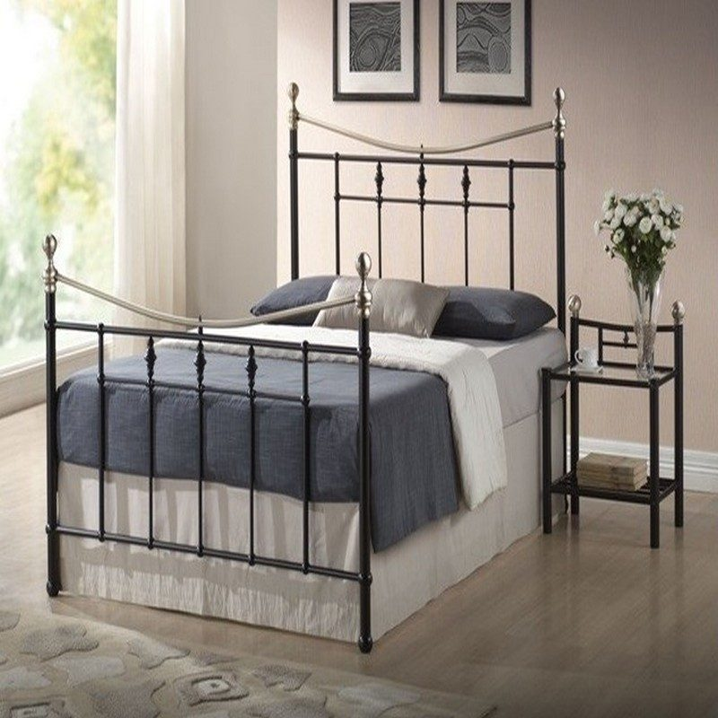 Amelia Metal Bed | Beds with Free Delivery