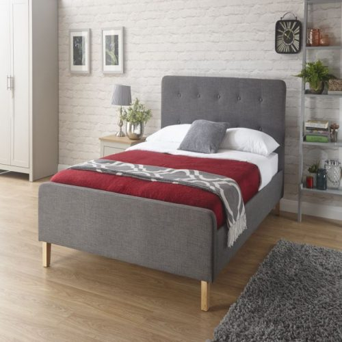 GFW Ashbourne Fabric Bed Frame | Bishops Beds
