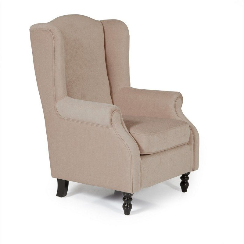 Ayr Mink Chair | Occasional Chairs | Armchairs