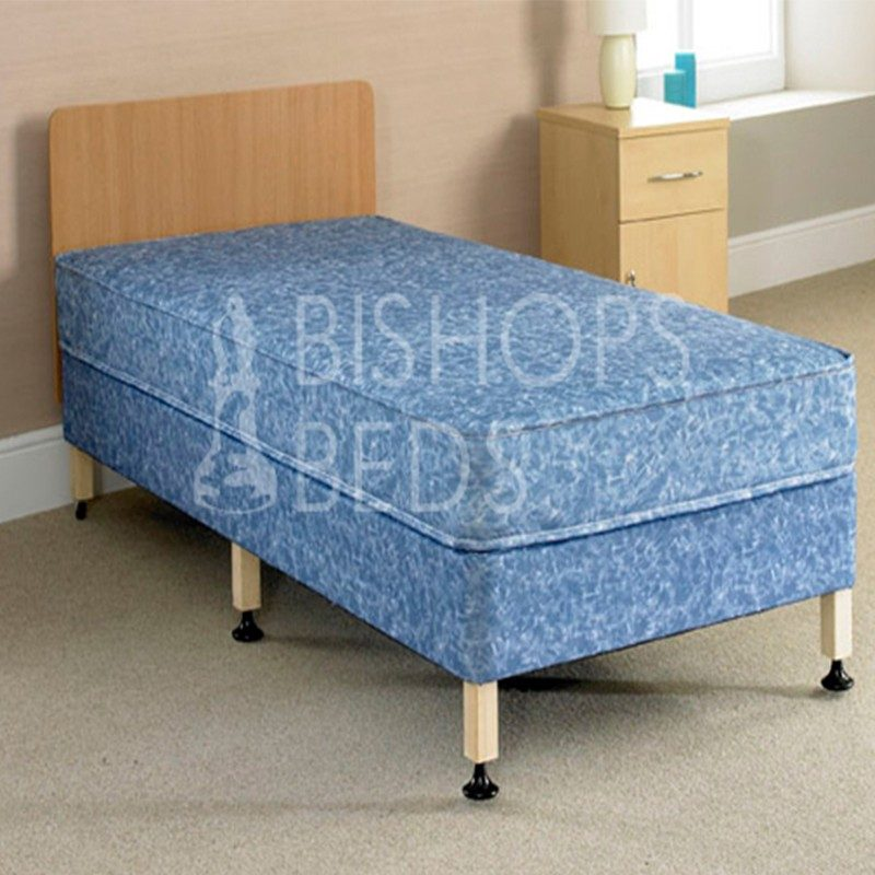 Bishops Beds Derwent Contract Bed |Derwent Divan | Hotel Mattresses | University Mattresses