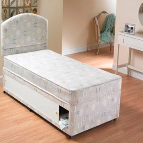 Kiara Divan Bed From La Romantica