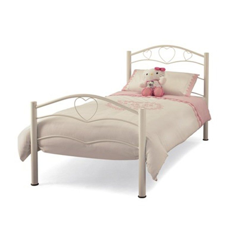 Serene Yasmin Metal Bed Frame | Girls Beds