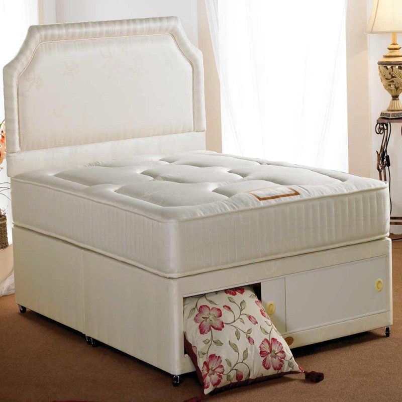 Onyx Divan Bed from Highgrove BedsHighgrove Beds Onyx Divan Bed | Beds with Free Delivery
