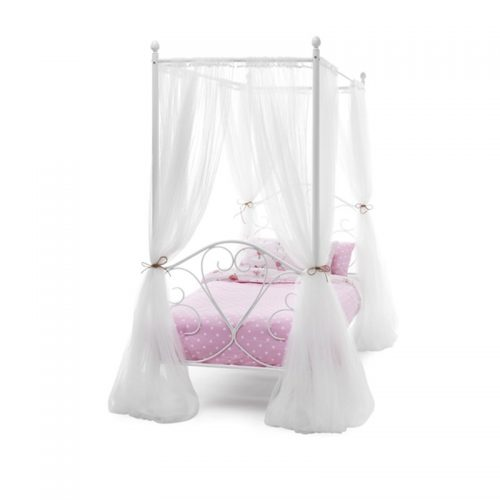 Isabelle Four Poster Bed from Serene - Bishops Beds