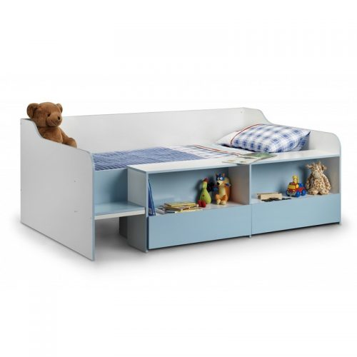 Julian Bowen Stella Low Sleeper Bed Frame | Childrens Beds | Kids beds
