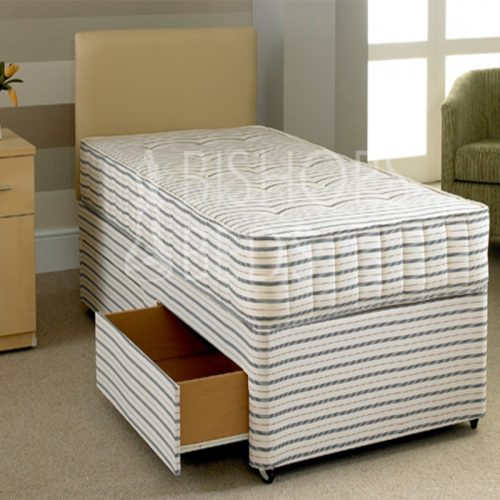 Sherwood Contract Divan Bed Set from Bishops Beds | Bishops Beds | Contract Beds | Contract Mattresses