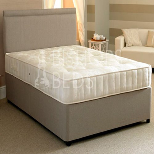 Premium 800 Pocket Divan Set - Bishops Beds | Contract Beds | Contract Mattresses