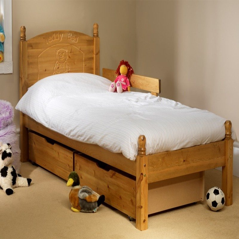 Friendship Mill Beds | Teddy Wooden Bed | Kids Beds