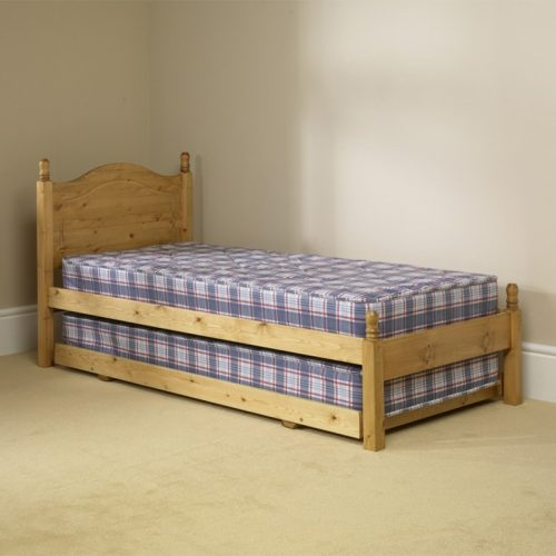 Friendship Mill Wooden Guest Beds | Trundle | Pull Out Guest Bed