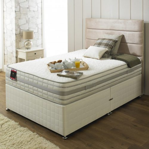 Myer Adams Eliza 2000 Memory Pocket Divan Bed