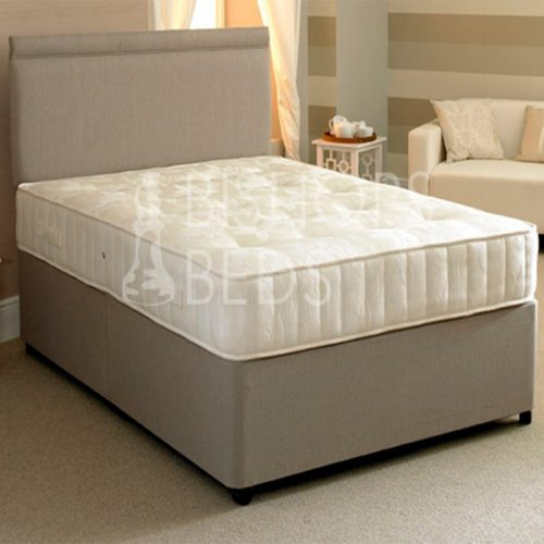 Bishops Beds Supreme 1000 Pocket Divan Contract Bed