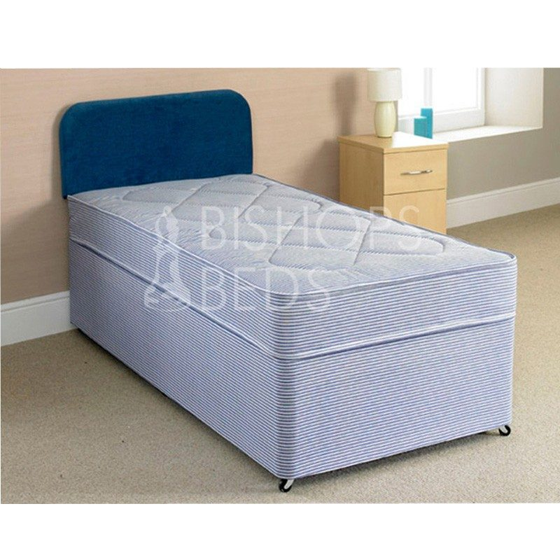 Bishops Beds Beamish Contract Divan Bed | Hotel Beds | Hotel Mattresses | University Mattresses