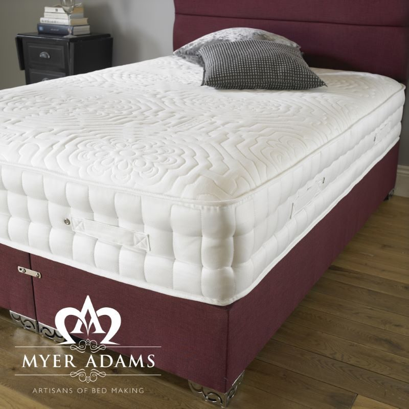 Myer Adams Backcare 3000 Memory Divan Bed