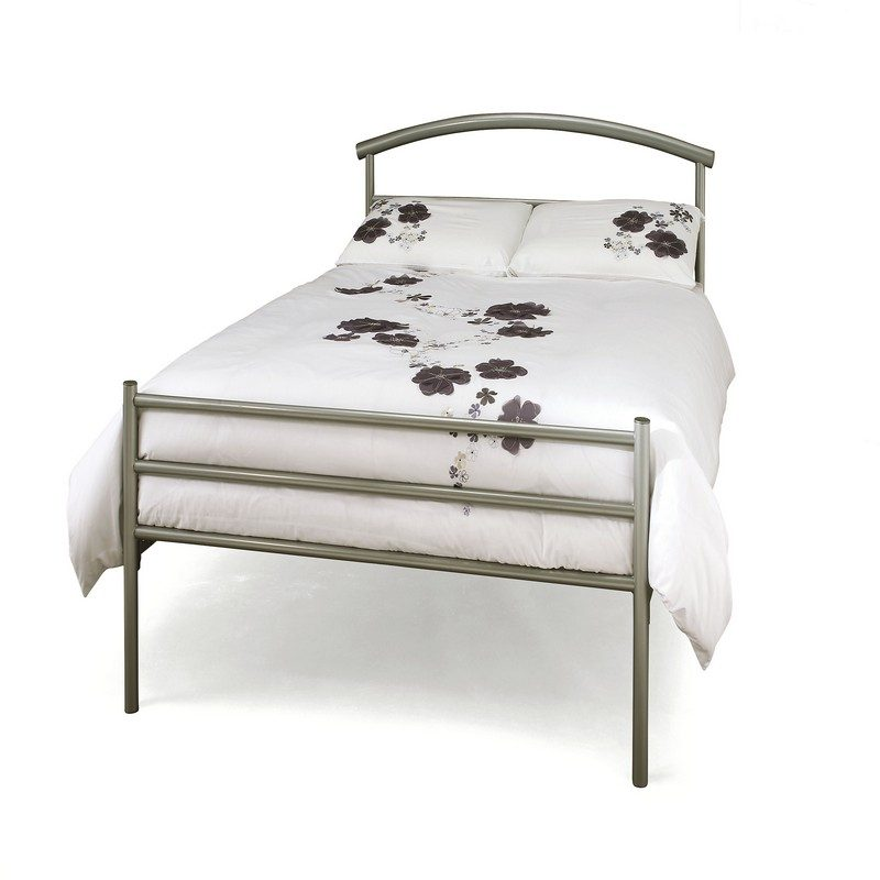 Brennington Metal Bed Frame from Serene | Cheap Beds