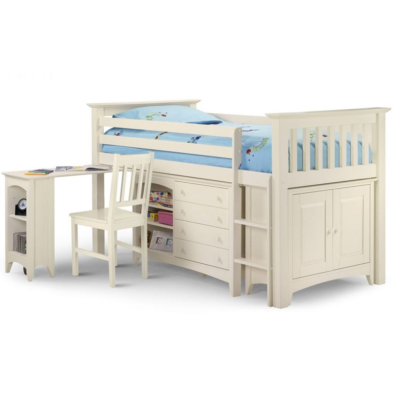 Julian Bowen Cameo Sleepstation - Right Hand Option | Childrens Bedroom Furniture | Free Delivery