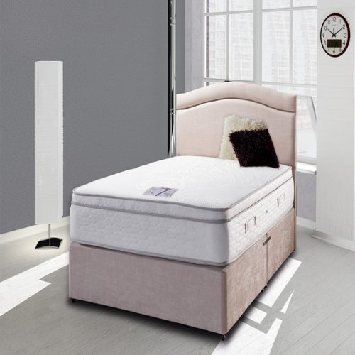 Deluxe Beds Cezanne 1000 Pocket Mattress | Bishops Beds