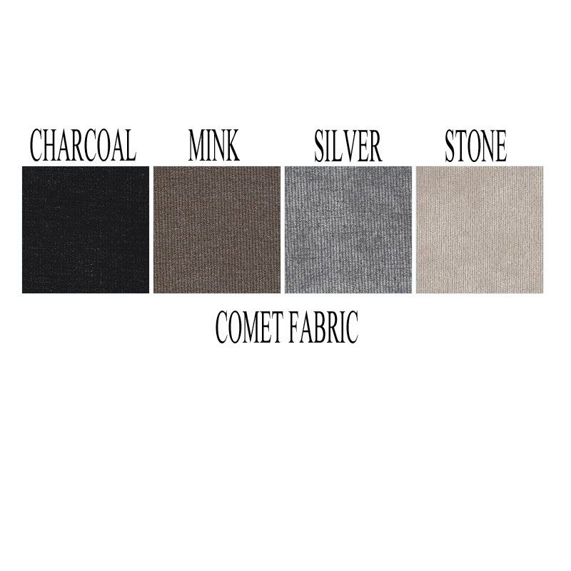 Comet Fabric Bed Base | Dura Beds
