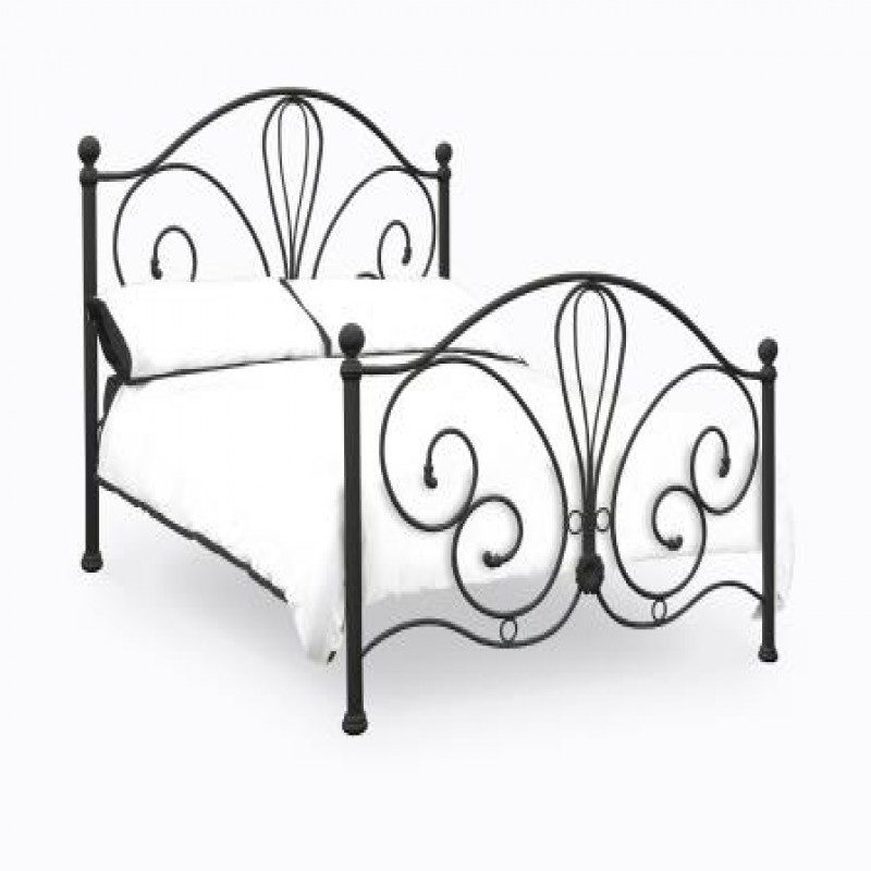 Candela Metal Bed Frame | Beds with Free Delivery