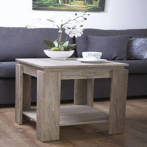 Canyon Oak Lamp Table | Furniture | Bishops Beds