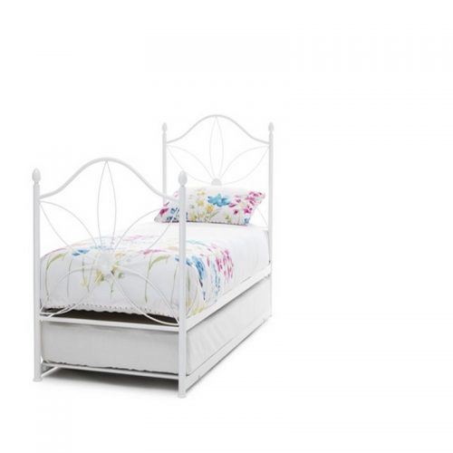 Daisy White Guest Bed | Pull Out Bed