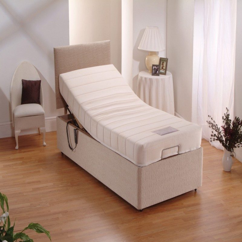 Durabeds Duramatic Memory Foam Adjustable Electric Bed
