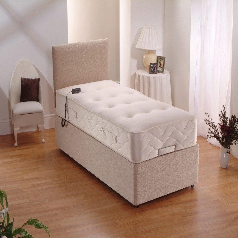 Durabeds Duramatic Pocket Sprung Electric Bed
