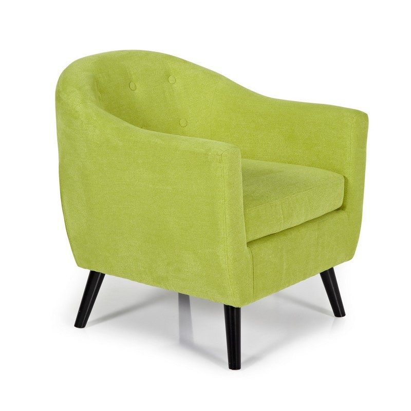 Evie Green Chair | Occasional Chairs | Armchairs