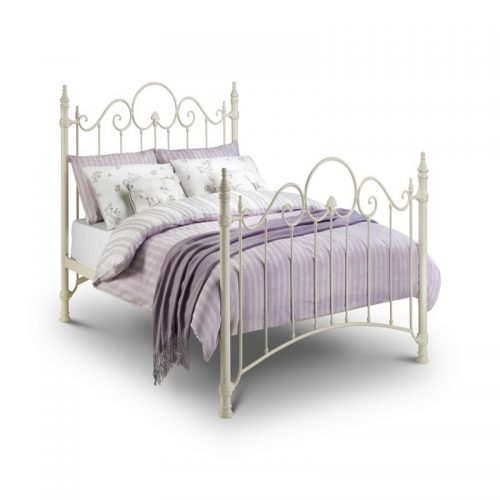 Bishops Beds Florence Metal Bed Frame From Julian Bowen