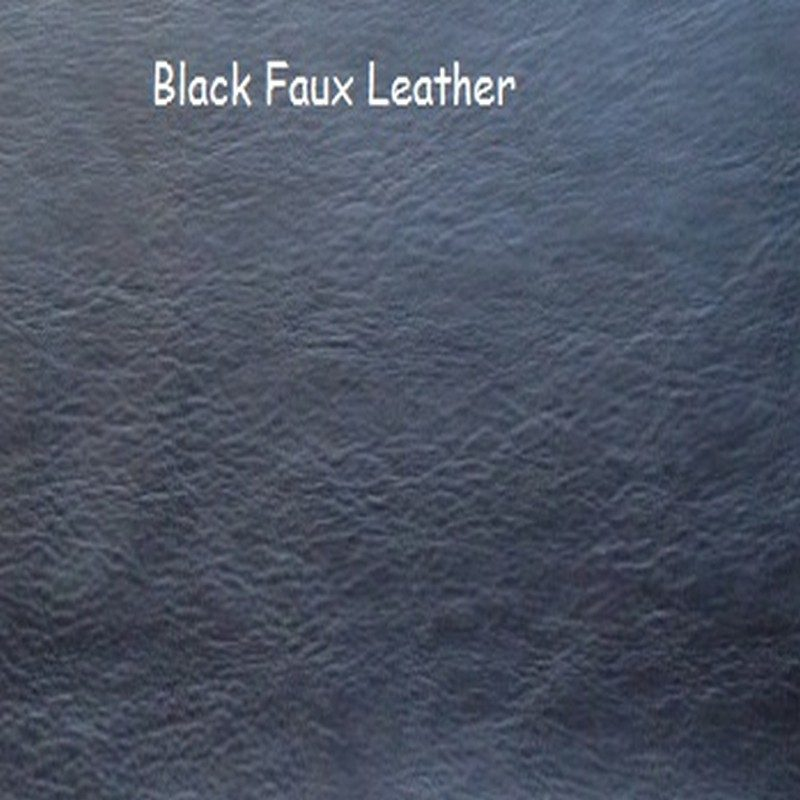 Faux Leather Bed Base