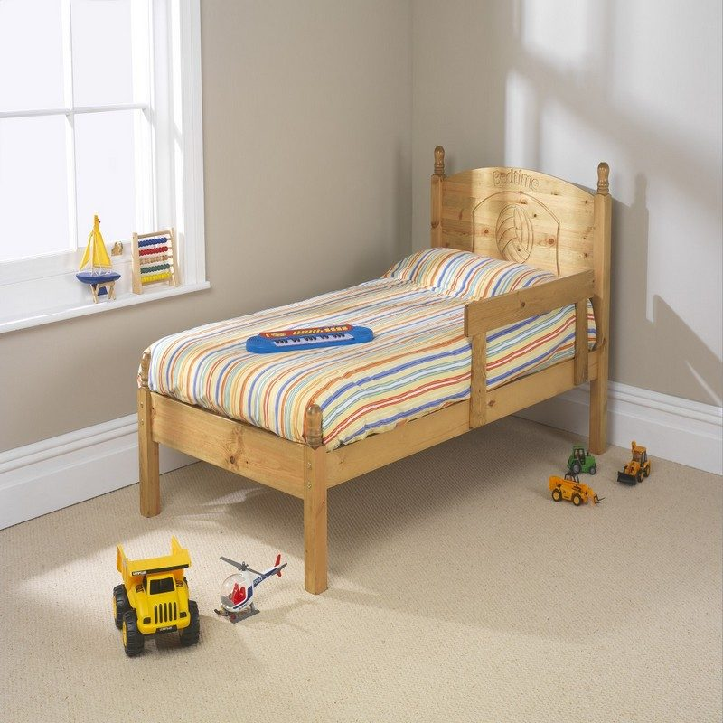 Football Wooden Bed from Friendship Mill Beds