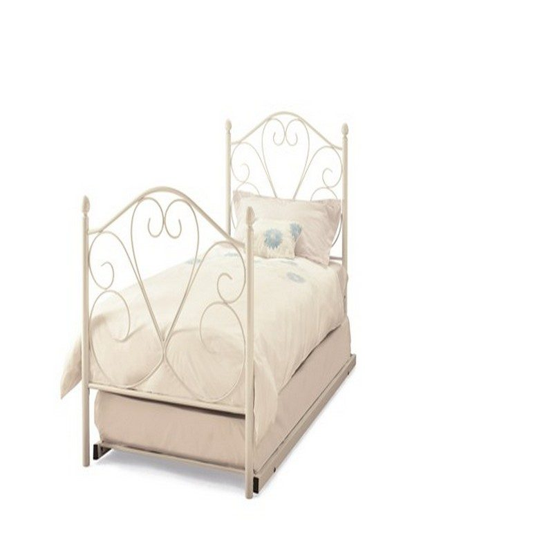 Isabelle Metal Guest Bed | Pull Out Bed