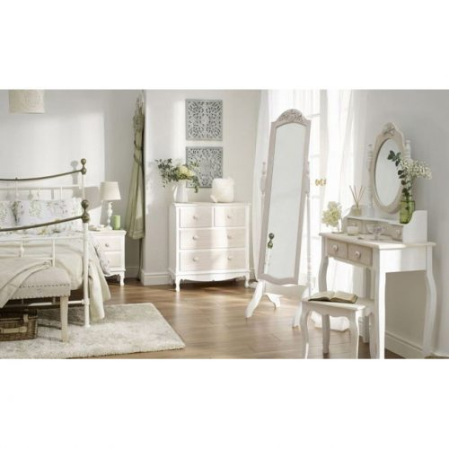 LPD Furniture Juliette Bedroom Furniture Bundle | Bishops Beds | Free Delivery Available