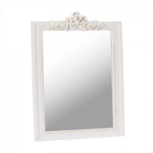 Juliette Wall Mirror by LPD Furniture | Bishops Beds | Shabby Chic Bedroom Furniture