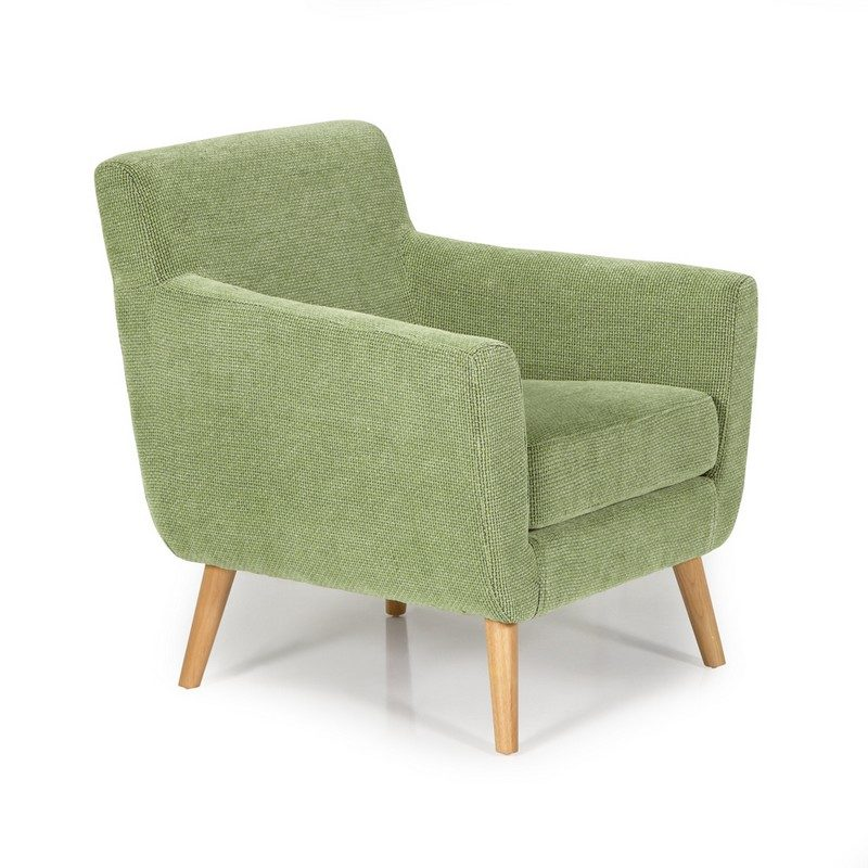 Kelso Green Chair | Occasional Chairs | Armchairs