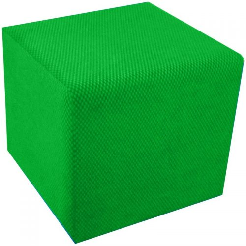 Lime Green Cube Seat from Bishops Beds