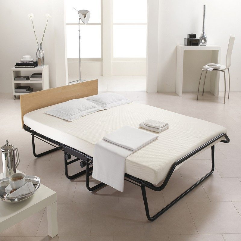 Jay-Bed Impression Folding Guest Bed with Memory Foam Mattress