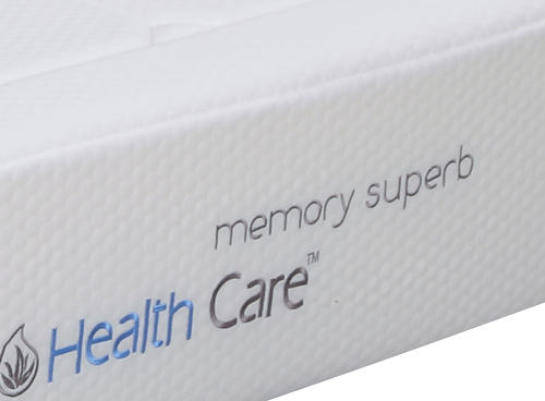 Memory Superb Mattress from Health Care | Memory Foam Matresses