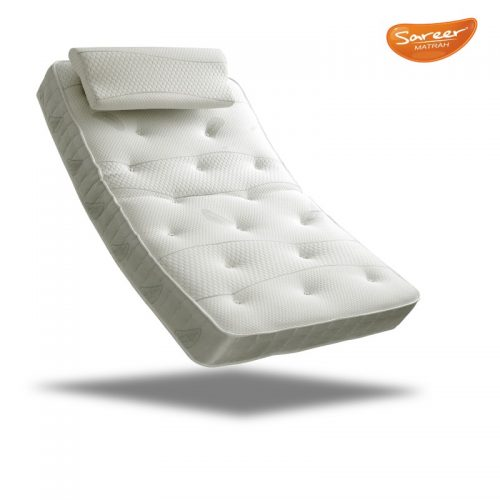Sareer Memory Coil Mattress | Matrah | Cheap Mattresses Online | Bishops Beds
