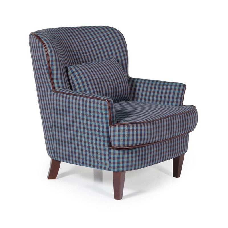 Moffat Blue Chair | Occasional Chairs | Armchairs