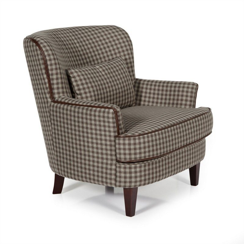 Moffat Brown Chair | Occasional Chairs | Armchairs