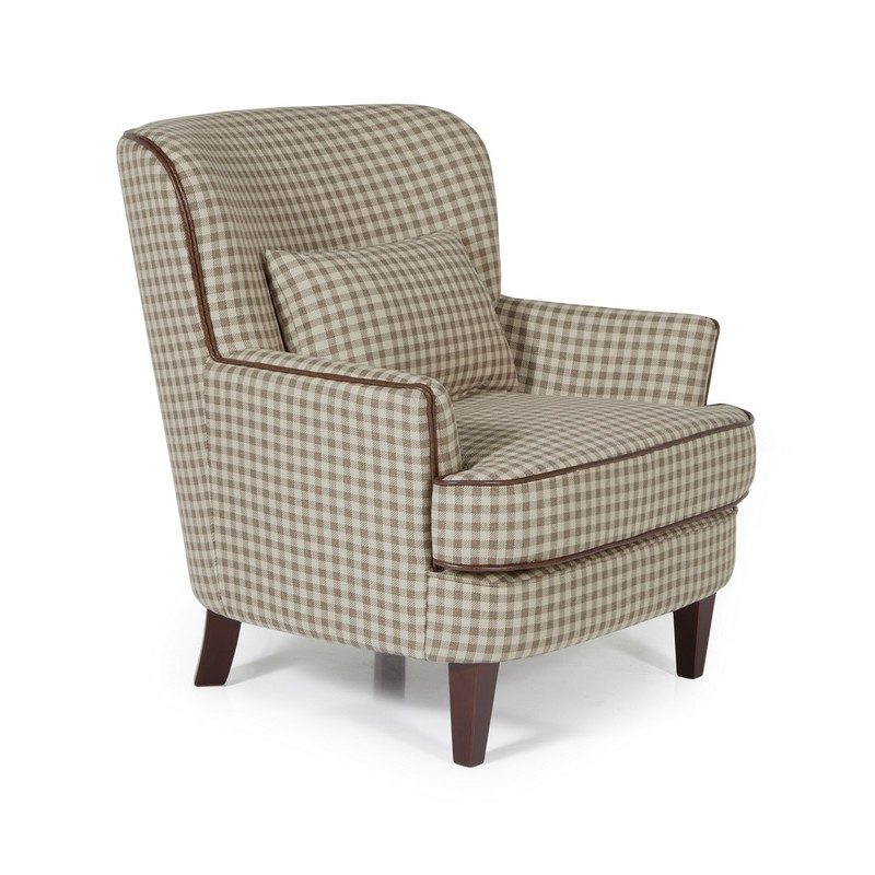 Moffat Cream Chair | Occasional Chairs | Armchairs
