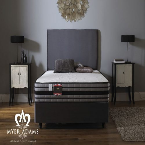Myer Adams Latex 2000 Divan Bed