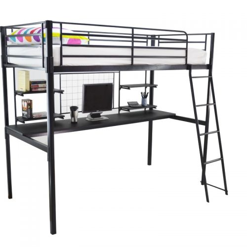 No Bolt Study Bed | Beds for small bedrooms| Beds for students